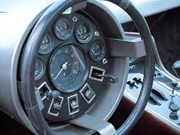 maserati steering wheel the crazy futuristic steering wheel of the maserati boomerang