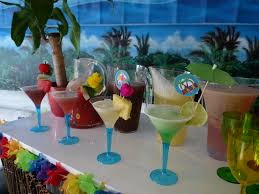 8 best hawaiian party the party ville images on pinterest 25th