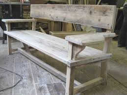 Building Wooden Garden Bench by The 25 Best Wooden Garden Benches Ideas On Pinterest Craftsman