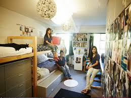 College Room And College Dorm Life Decorations  Ideas  Image - College bedroom ideas
