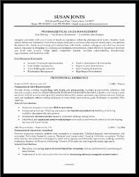 100 sample sales representative resume entry level medical