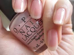 opi in the spot light pink polished me
