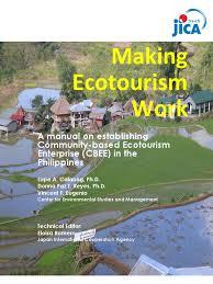 ecotourism manual sustainability tourism