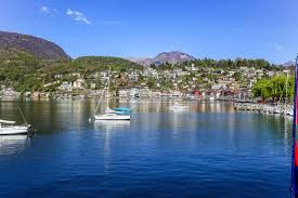 a weekend in lake maggiore switzerland hand luggage only