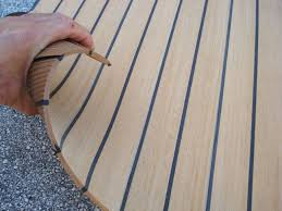 nuteak has that luxurious look and feel of authentic teak boat