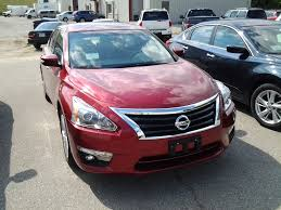 altima nissan 2014 2014 nissan altima in cayenne red na14004 our vehicles