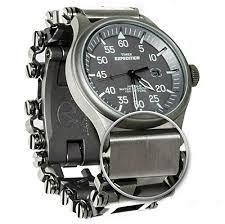leatherman bracelet images Chronolinks leatherman tread watch adapter stainless steel 22mm jpg