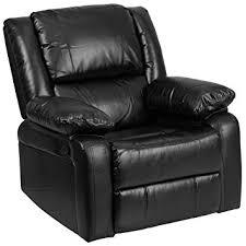 Black Leather Recliner Flash Furniture Harmony Series Black Leather Recliner