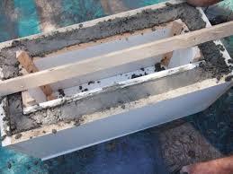 concrete planters lightweight concrete planters diy u2014 optimizing home decor ideas