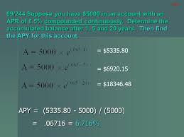section 4b the power of compounding ppt download