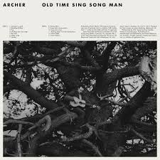 Old Man In Rocking Chair Old Time Sing Song Man Archer