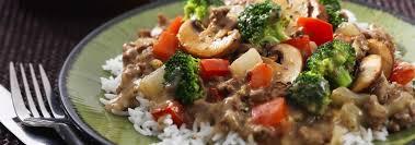 faire revenir en cuisine recette bœuf et brocoli en sauce avec riz cuisine and recipes