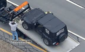 blue jeep 2 door 2018 jeep wrangler 2 door finally reappears but breaks down
