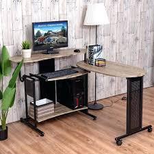 Wood L Shaped Desk L Shaped Wood Computer Desk Expandable Computer Desk L Shaped