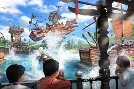 Orlando Theme Parks Map by Coming Soon Best Theme Parks Of The Future Cnn Travel