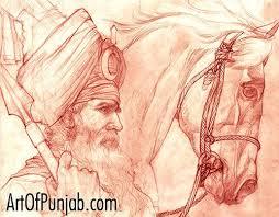 44 best sikh paintings images on pinterest spirituality punjabi