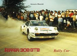rally ferrari book ferrari 308 gtb rally car of biasioli antonio