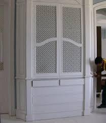 Interior Door Vent Grill Wood Door Ventilation Grills Design Interior Home Decor