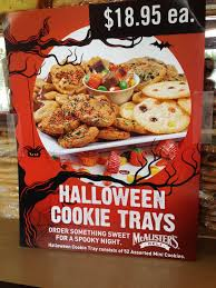order halloween cookies how i won a cookie tray photos