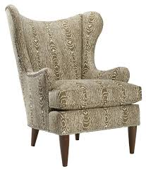 Classic Armchair Designs Furniture Amazing Classic Nailhead Trim Leather And Velvet
