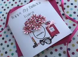 handmade cards handmade personalised birthday cards by pinkandposh co ukpink posh