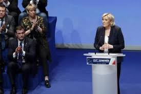 si e front national front national rassemblement national welt