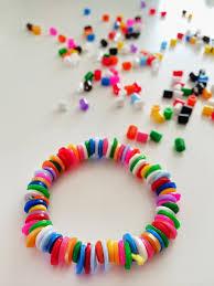 gesmolten strijkkralen armband craft ideas for kids pinterest