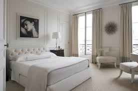 bedroom in paris fr by thomas pheasant interiors