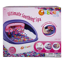 orbeez ultimate soothing spa toys