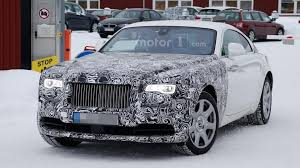 rolls royce wraith modified 2017 rolls royce wraith test driver salutes spy photographer