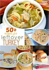 50 recipes to make with leftover turkey shugary