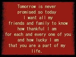 gratitude becomeanex