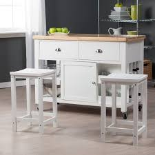 kitchen island cart with stools appealing kitchen island on wheels with stools 65 white kitchen