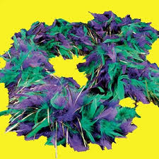 mardi gras feather boas 247 best mardi gras decor food costumes crafts images on