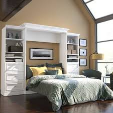 Over The Bed Bookshelf Murphy Beds