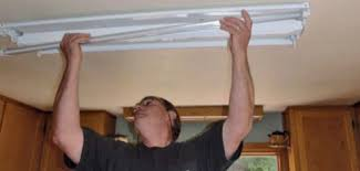 how to change a fluorescent light fixture changing fluorescent tubes to leds home power magazine