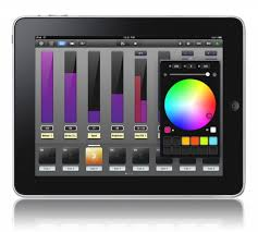 dmx light control software for ipad luminair wireless dmx ipad controller