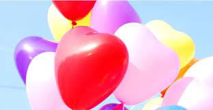 balloons for him aliexpress buy i you balloon heart shape balloon 100pcs