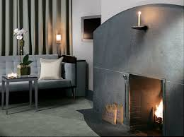 hotels with fireplaces binhminh decoration