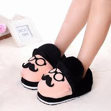 couples eyes beard cotton shoe normal size funny ault unicorn home