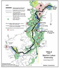 Appalachian Trail Massachusetts Map by Shelton Trails