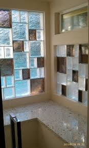 Block Wall Ideas by Articles With Glass Block Shower Wall Ideas Tag Glass Block Walls