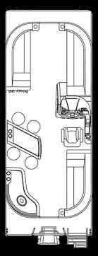 sle floor plan boat brochures 2017 crest ii 230 sle