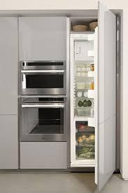 meuble encastrable cuisine meuble pour refrigerateur encastrable 3 integre 300 lzzy co