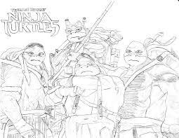 teenage mutant ninja turtles 2014 film by homer311 on deviantart