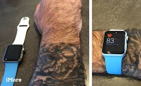 apple watch heart rate sensors and wrist tattoos what you need
