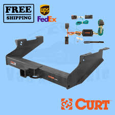 dodge ram trailer hitch kit curt class 5 trailer hitch wiring harness 15704 55504 for