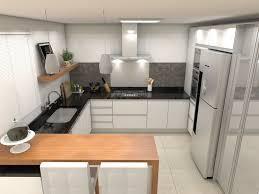 Conhecido Cozinha planejada em tons Cinza e Marrom. | Morada Moveis #DS19