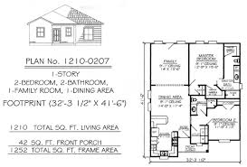 house plans 1 narrow 1 floor plans 36 wide