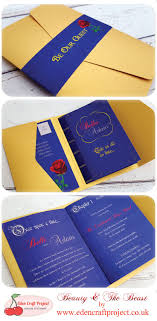 and the beast wedding invitations disney themed wedding invitations disney themed wedding